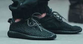 Adidas Yeezy Boost 350 black : Enfin une date de sortie