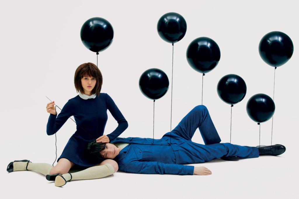 Maison Kitsuné présente «K.I.M», sa campagne poétique pour l'hiver