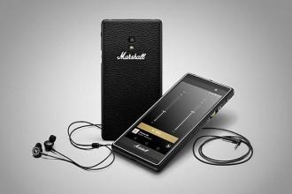 Marshall London : un smartphone pour les amateurs de son