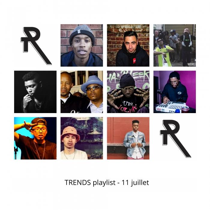 TRENDS playlist 11/07