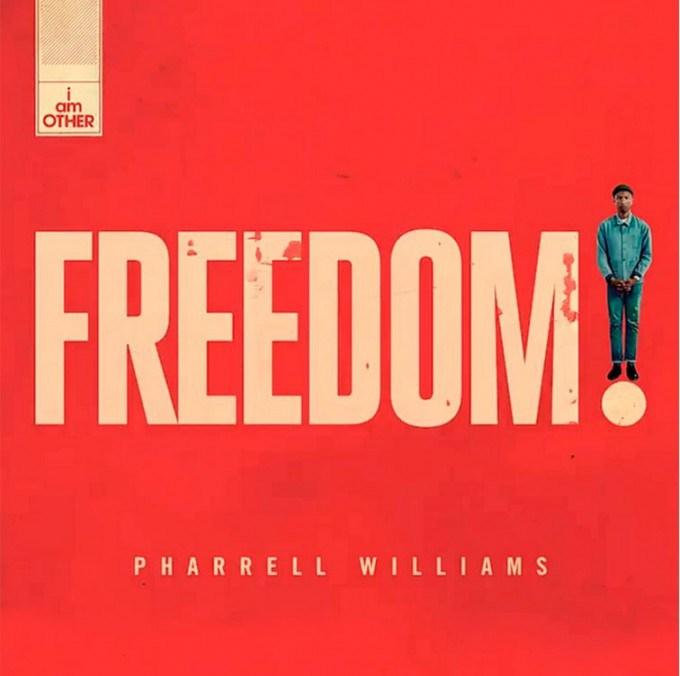 Le clip de « Freedom » de Pharell Williams