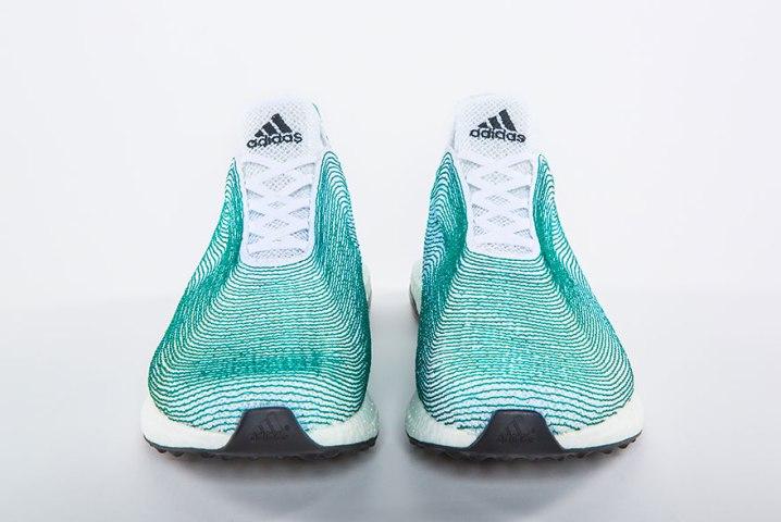 Adidas se lance dans la dépollution des océans