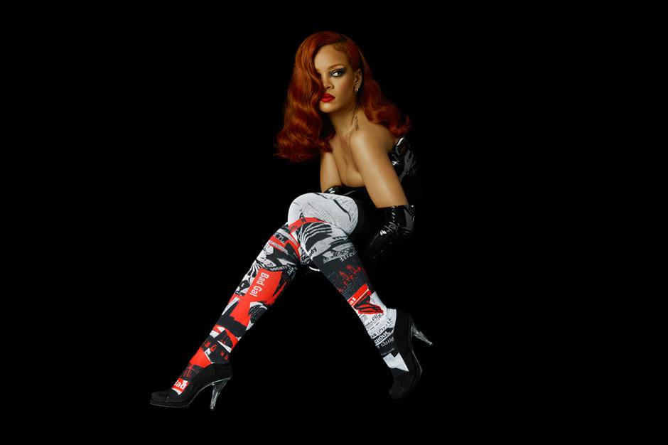 Rihanna devient la directrice artistique de Stance !