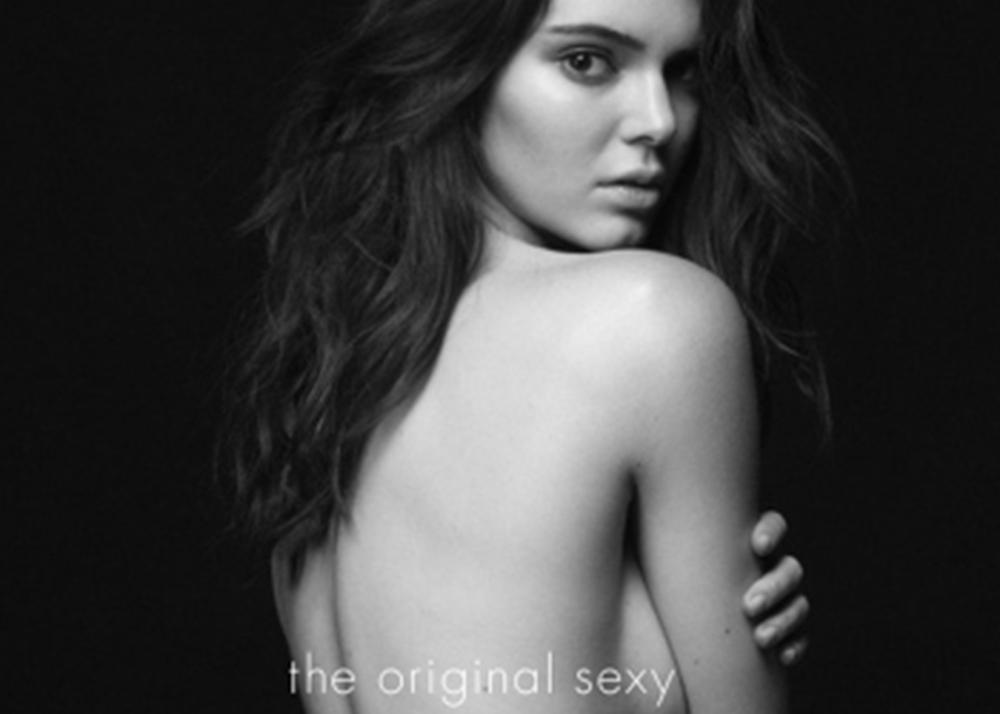 Kendall Jenner, star du shooting sexy de Calvin Klein Underwear