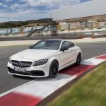 Une nouvelle Mercedes-AMG C63 Coupé !