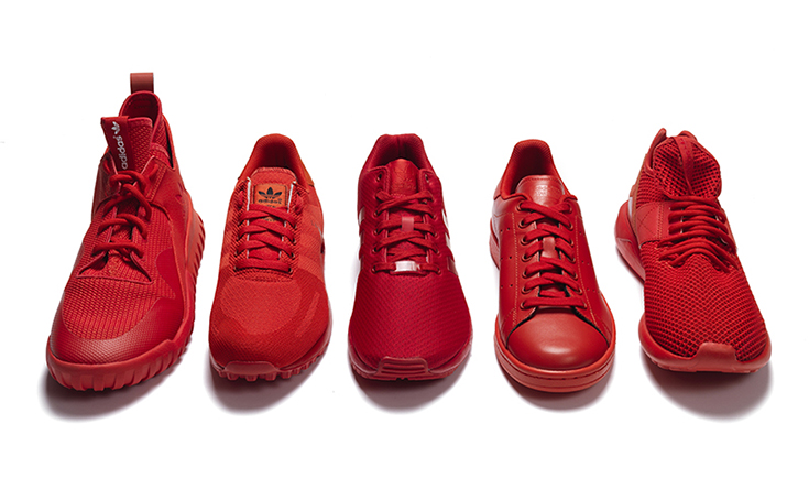 #DontGoUnnoticed : la nouvelle collection de sneakers Red & Black par Foot Locker