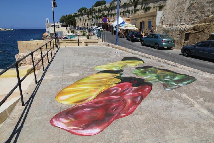 Sunday's Street Art #6 : Leon Keer