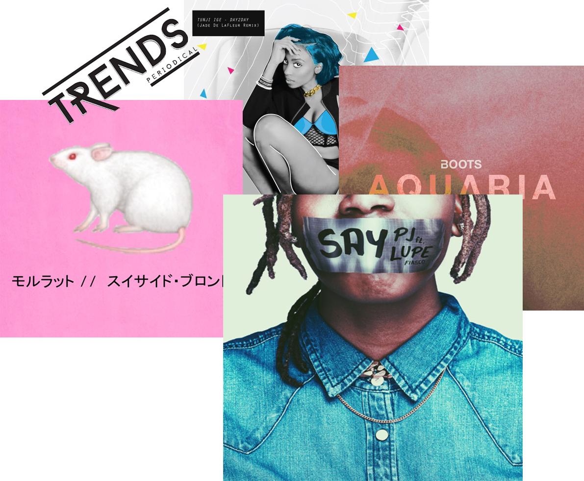 TRENDS playlist du 21 août – Keep Groovin'