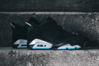 "Zoom sur la nouvelle Air Jordan 6 Retro Low ""Chrome"""