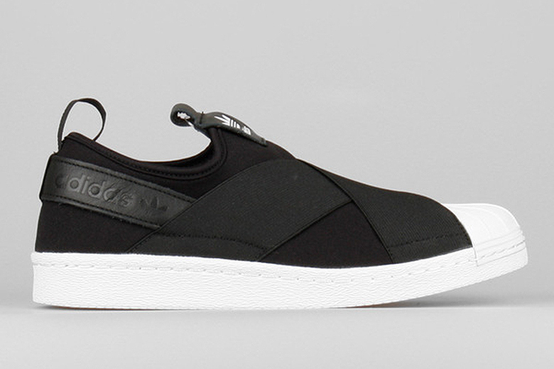 adidas Originals réinvente la Superstar en version Slip-On