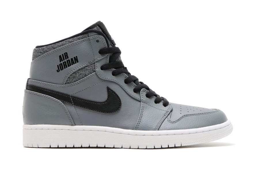 Aperçu de la Air Jordan 1 Retro High Rare Air « Cool Grey »