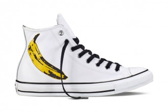 Andy Warhol x Converse pour une nouvelle Chuck Taylor All Star !
