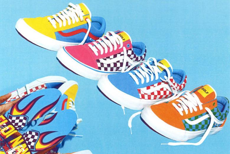 Golf Wang & Vans dévoile une nouvelle collection Old Skool pour 2015