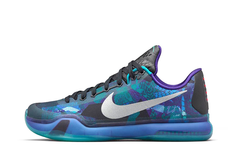 "Zoom sur la nouvelle Nike Kobe X ""Overcome"""