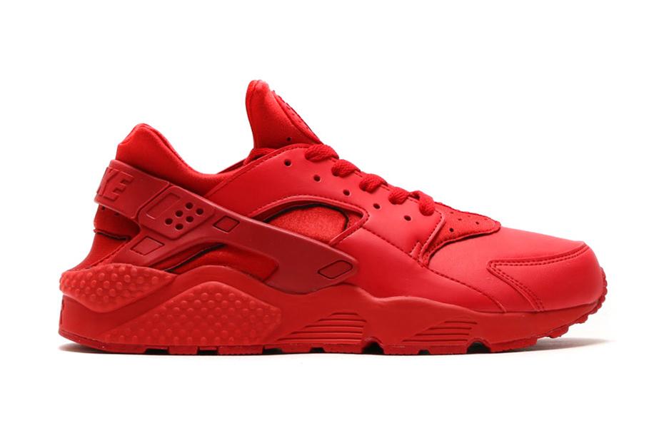 Zoom sur la nouvelle Nike Air Huarache «Varsity Red» !
