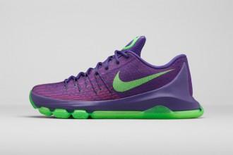"""Kevin Durant dévoile la Nike KD8 """"Suit"""" !"""