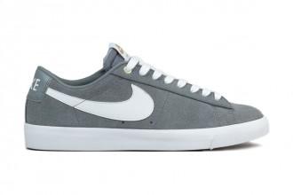"Zoom sur : la nouvelle Nike SB Blazer Low GT ""Cool Grey"""