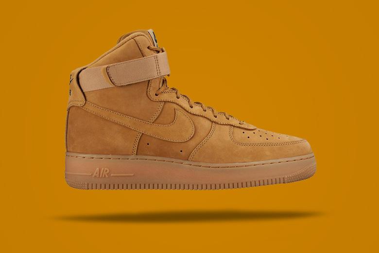 Nike Sportswear dévoile un nouveau pack «Wheat» pour 2015