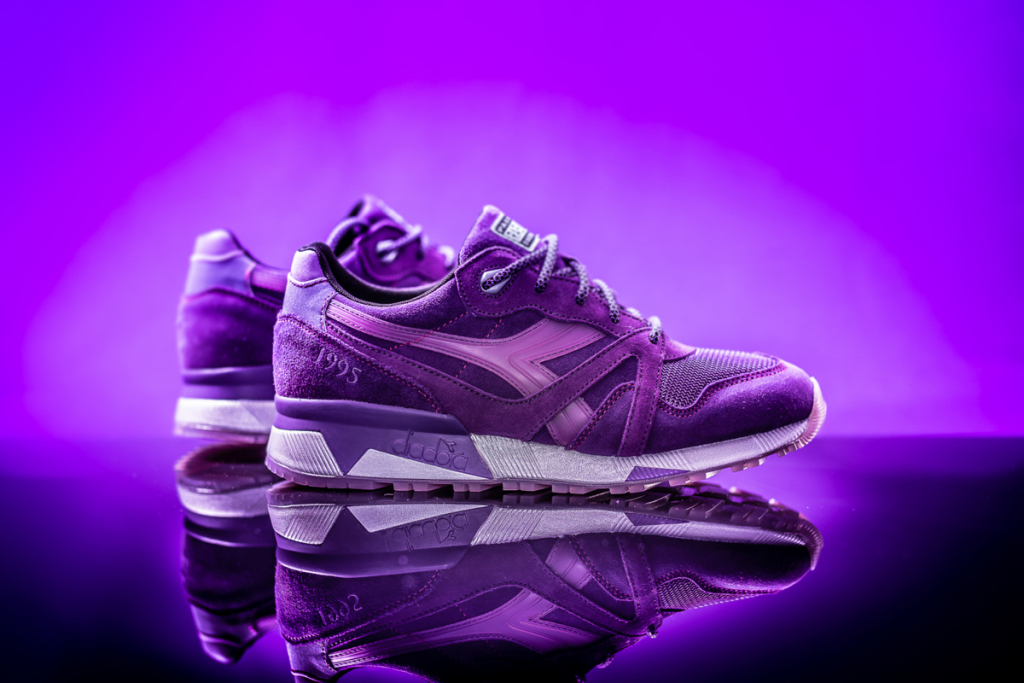 Must Have : Packer Shoes x Raekwon x Diadora N.9000 « Purple Tape »