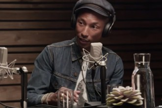 Pharrell Williams parle de sa rencontre avec Michael Jackson
