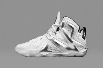 Nike et Pigalle renouvellent leur collaboration pour une nouvelle LeBron 12