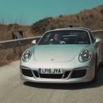Une nouvelle Porsche 911 Targa 4S Mayfair Edition