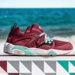 "Sneaker Freaker x Packer x PUMA Blaze of Glory ""Bloodbath"" Collection Capsule"