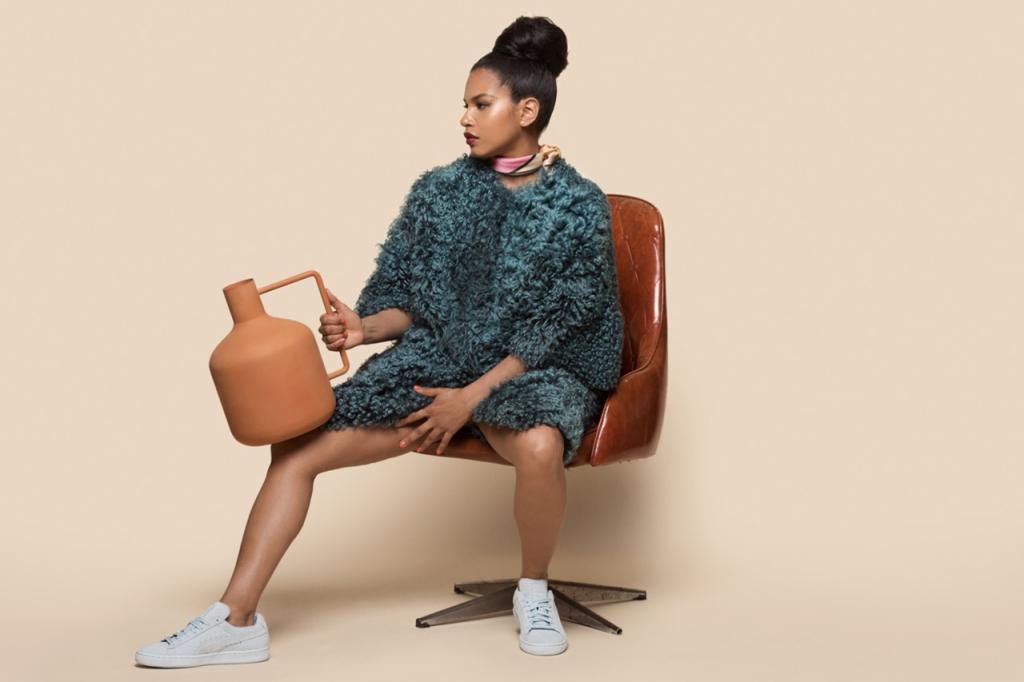 Solange Knowles & Puma dévoilent la Collection «Word to the Woman»