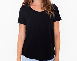 t-shirt american apparel