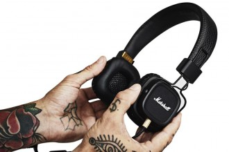 Test complet du Casque Marshall Major II 2
