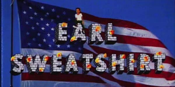 Earl Sweatshirt de retour avec la vidéo «Off Top»