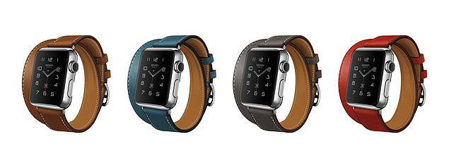 Apple Watch x Hermès : la montre de la rentrée !
