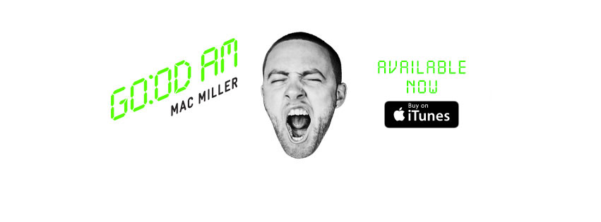 L'album « GO:OD AM » de Mac Miller est disponible