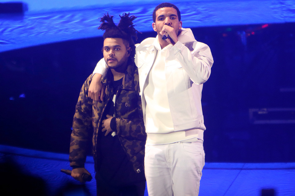 Drake The Weeknd Tell Your Friends Remix