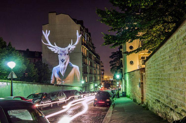 L'étrange Safari Urbain de Julien Nonnon
