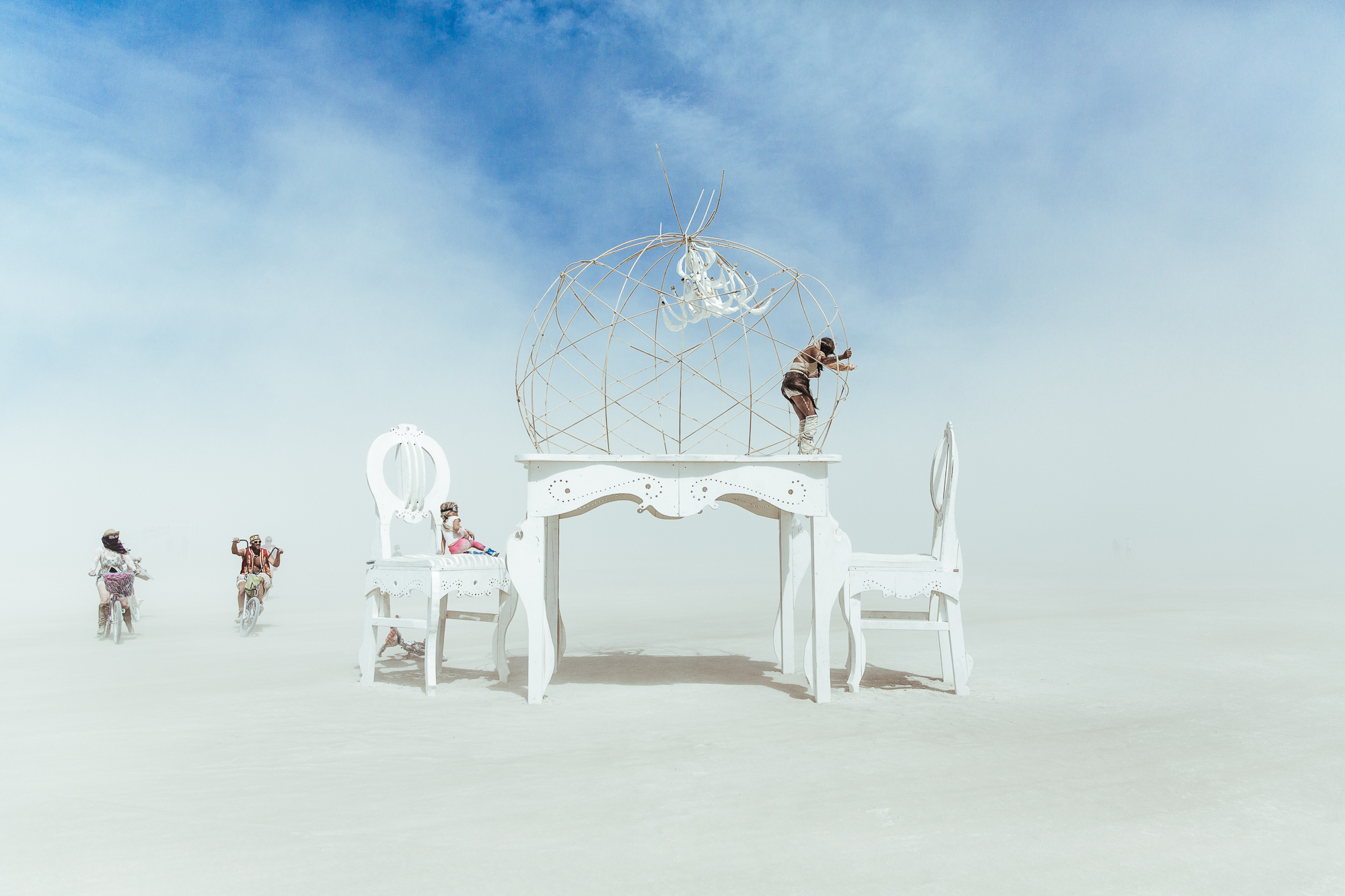 Immersion fofolle au Burning Man 2015