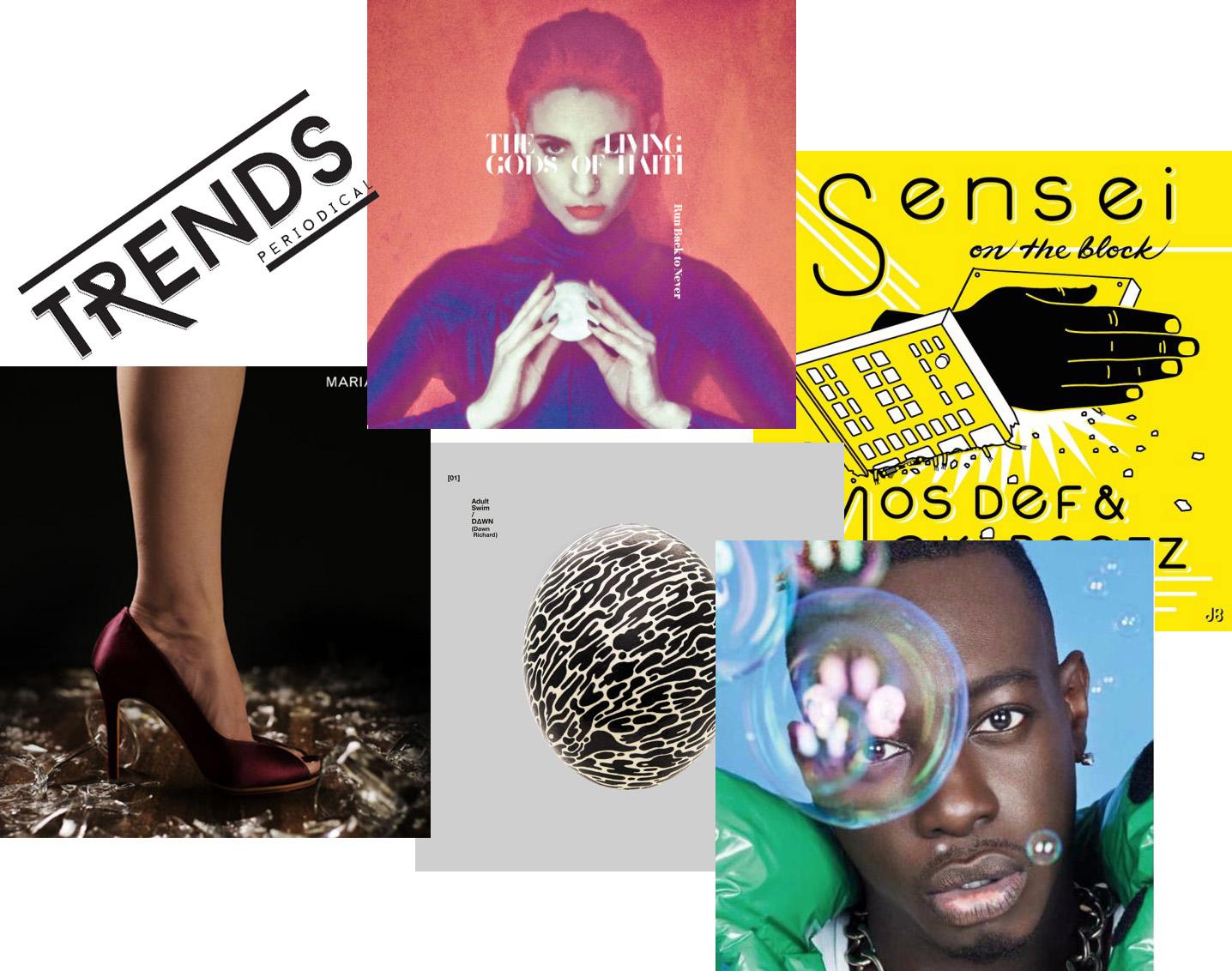 Trends Playlist du 4 septembre – C'est la rentrée