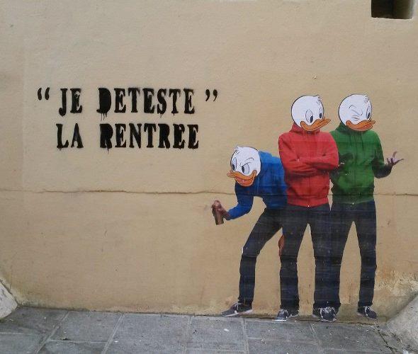 Sunday's Street Art #9 : COMBO