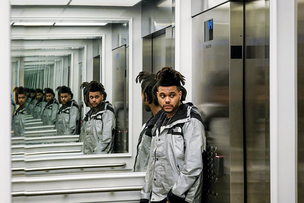 The Weeknd Top Charts