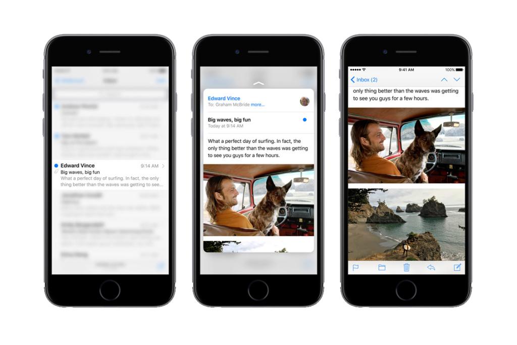 Apple dévoile l'iPhone 6s et l'iPhone 6s Plus !