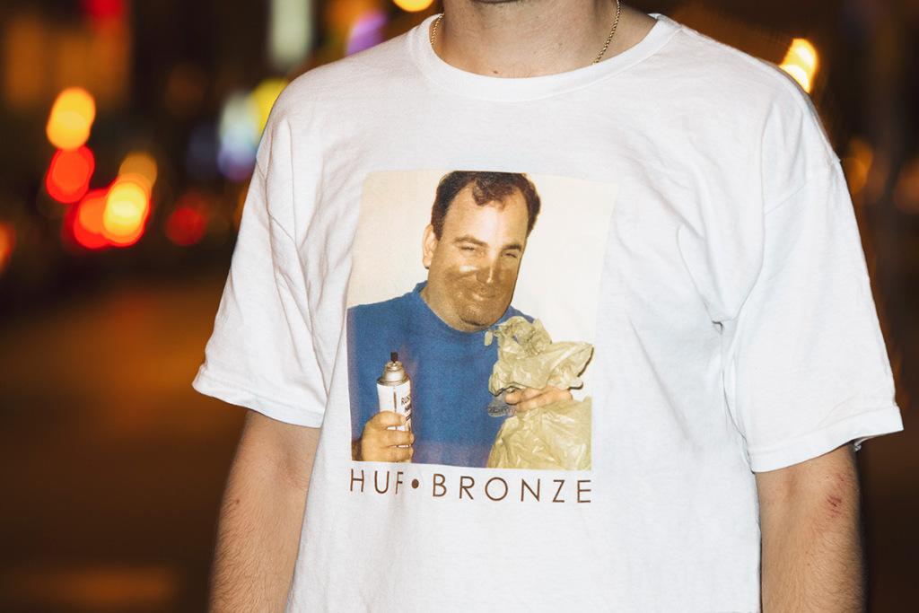 HUF X BRONZE 56K – FW 15 LOOKBOOK