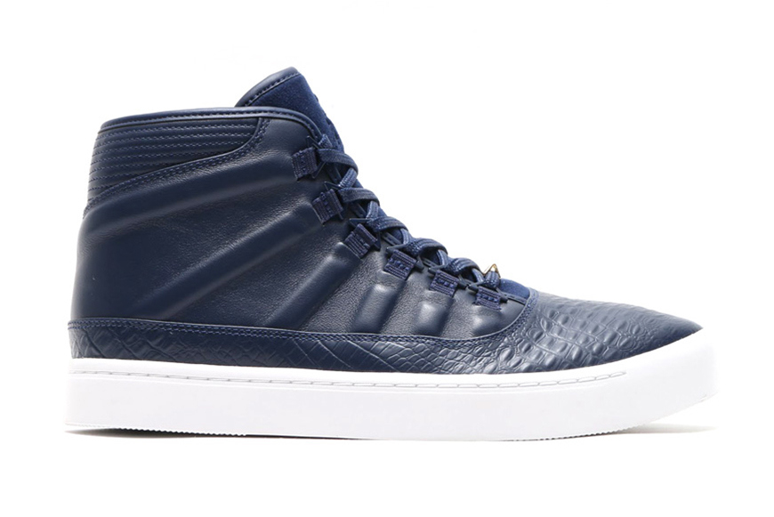 Un nouveau colorway « Midnight Navy » pour la Jordan Westbrook 0