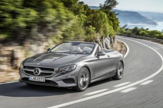 Mercedes-Benz dévoile une nouvelle Classe S Cabriolet