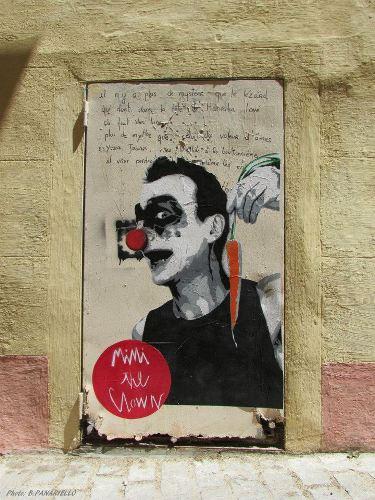 Mimi the clown : parce qu'il vaut mieux en rire