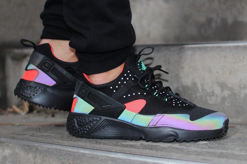 Alerte sneakers addict : Une nouvelle Nike Air Huarache Utility PRM