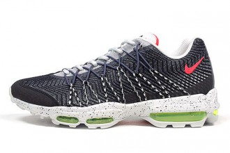 "Un peu de fraicheur avec la Nike Air Max 95 Ultra Moire JCRD ""Night Shade"""