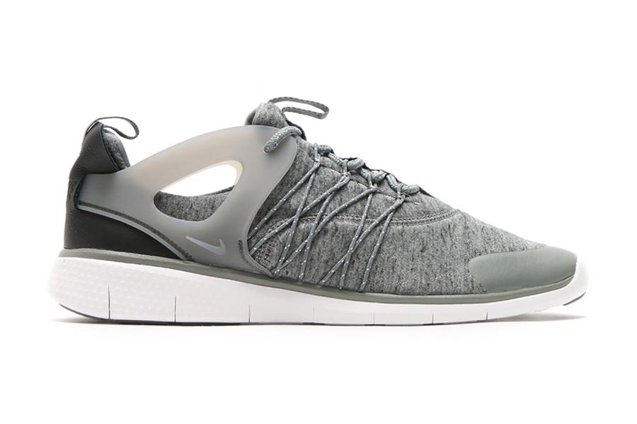 Aperçu de la nouvelle Nike Free Viritous Tech Fleece
