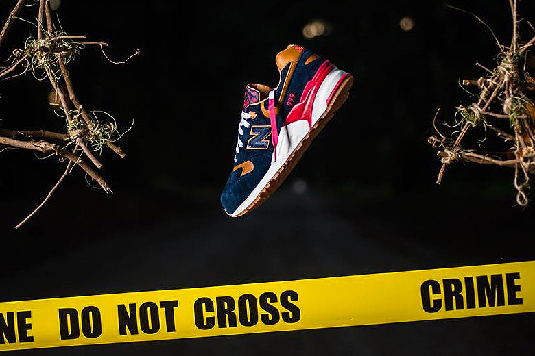 Une nouvelle New Balance 999 «Case 999» en collaboration avec Sneaker Politics