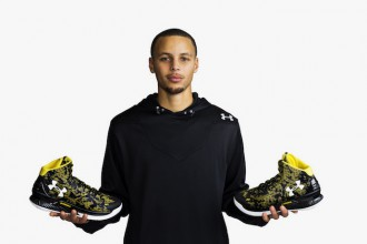 Stephen Curry signe avec Under Armour jusqu'en 2024