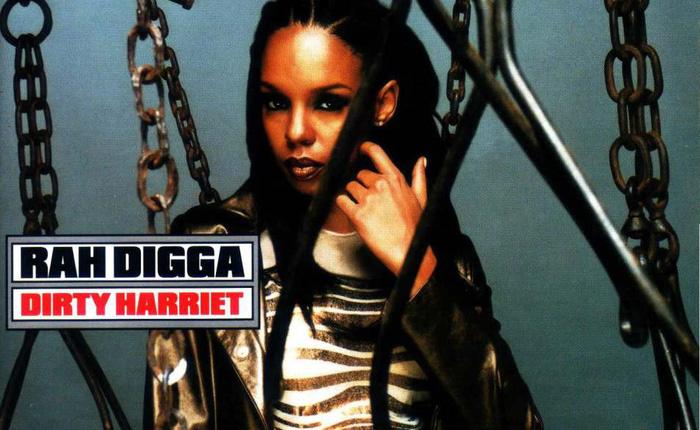 Les Femmes du Rap : Rah Digga